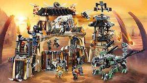 LEGO-Ninjago-Masters-of-Spinjitzu-Dragon-Pit-70655-New-No-Box