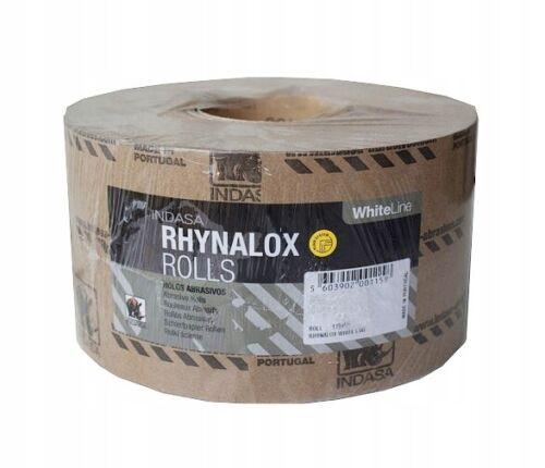 Indasa RHYNALOX schleifpapier rolle schleifpapierrolle schleifrolle 115m 50 P180