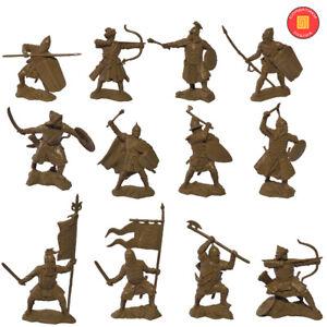 Publius Toy SOLDIER LA BATAILLE DE KULIKOVO 1/32 scale Collectible Set #2 NEUF