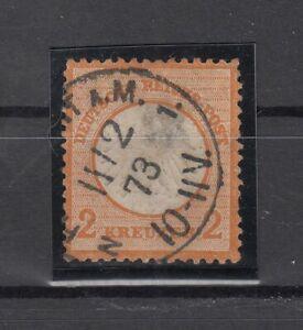 X4537/ GERMANY REICH – MI # 8 USED – CV 475 $