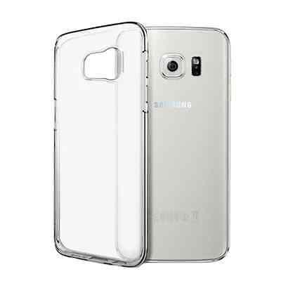 Samsung Galaxy S7 Transparent Case Skin Crystal Clear Soft Thin TPU Silicone