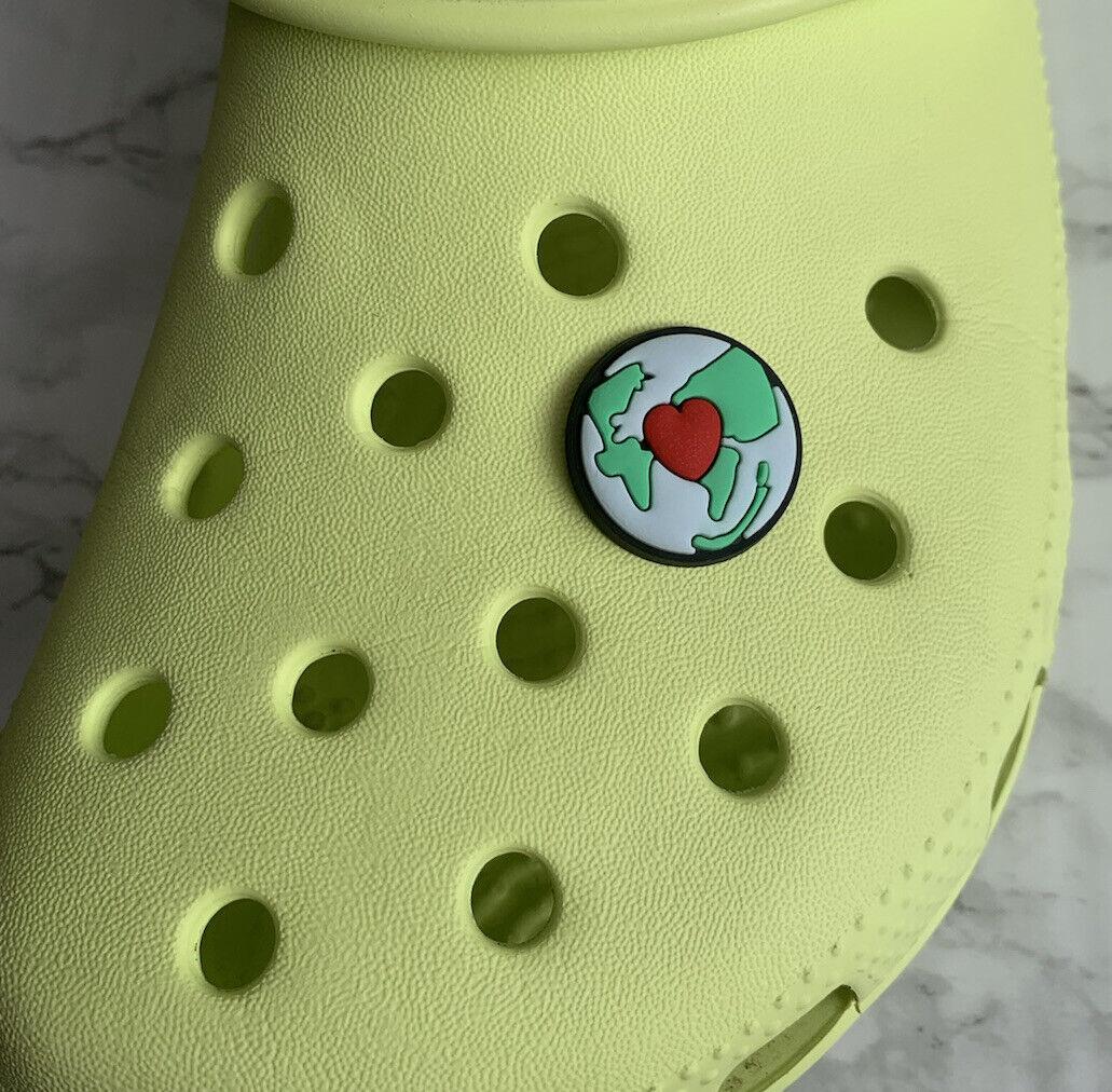 World PVC Croc Charm Shoe Accessories