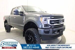 2021 Ford F 350 Platinum