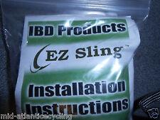 IBD E-Z Universal Rifle Shoulder Sling System Hunting - Paintball 3 Point sling