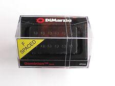 DiMarzio F-spaced Dominion Neck Humbucker W/Black Cover DP 244