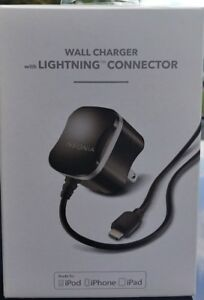 Details about Insignia Apple MFi Certified Lightning Wall Charger for iPhone iPad iPod NEW