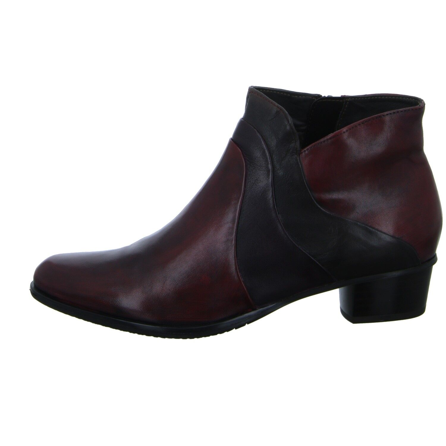 Red Boxx Ladies Ankle Boots 75.253.591.009 Burgundy