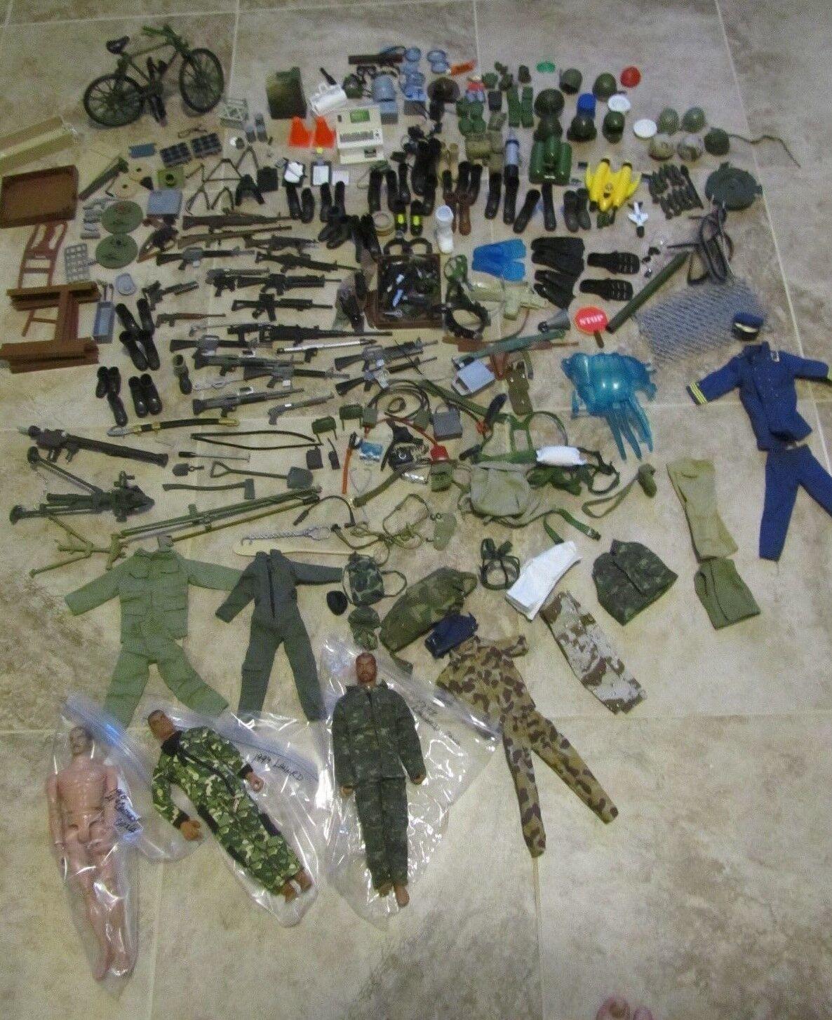 G376 armee militärische soldaten 340 + menge gegen action - figuren waffen und zubehör