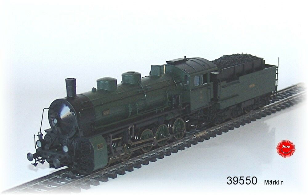 39550 locomotiva genere G 5/5 MFX-Plus Decoder Sound  neu in OVP