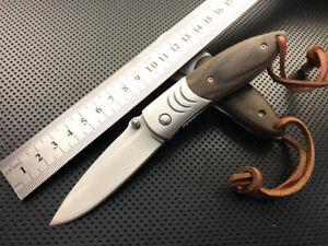 Little-Shark-Folding-Knife-Camping-Fishing-Hunting-Outdoor-Pocket-Knife-Tool-AU