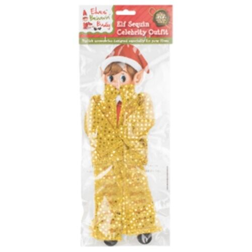 NAUGHTY ELF ACCESSORIES PROPS ON THE SHELF TOY CHRISTMAS DECORATION FILLER GIFT