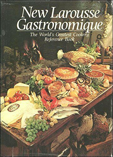 1 of 1 - New Larousse Gastronomique - The World's Greatest ... by Maud Murdoch 060036545X