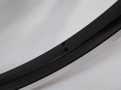 BLACK RIM SET CLINCHERS FT-013 700C 24 HOLE 28x1 5//8