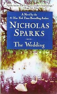 The-Wedding-von-Sparks-Nicholas-Buch-Zustand-gut