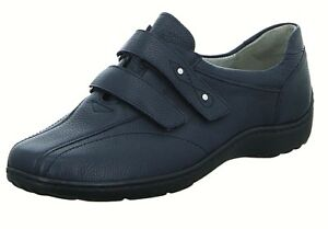 Waldläufer 40 Scratch 37 Largeur 39 Chaussure Basse Confort H Bleu 38 Fermeture ng6POqxYw