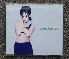 Alexia - Gimme Love - CD Single - Good Condition - Tested