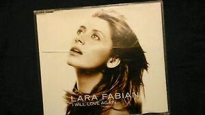 FABIAN-LARA-I-WILL-LOVE-AGAIN-CD-SINGOLO-3-TRACKS