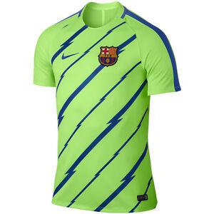 Elite voetbal Barcelona Royal Nike 20162017 groen Squad Fc trainingsshirt T13uJlFKc