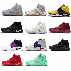 huge discount 1bad0 5ef37 Details about Nike Kyrie 2 II EP Irving Uncle Drew Mens Basketball Shoes  Sneakers Pick 1