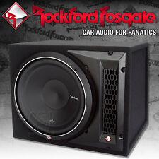 Rockford Fosgate Punch P2-1X12 1 Ohm Gehäusesubwoofer 30cm Bass Subwoofer