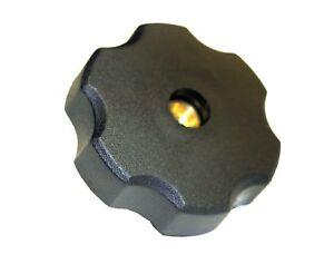 New OEM Genuine Exmark Belt Cover Knob 1-323385 Set of 3  3-Pack