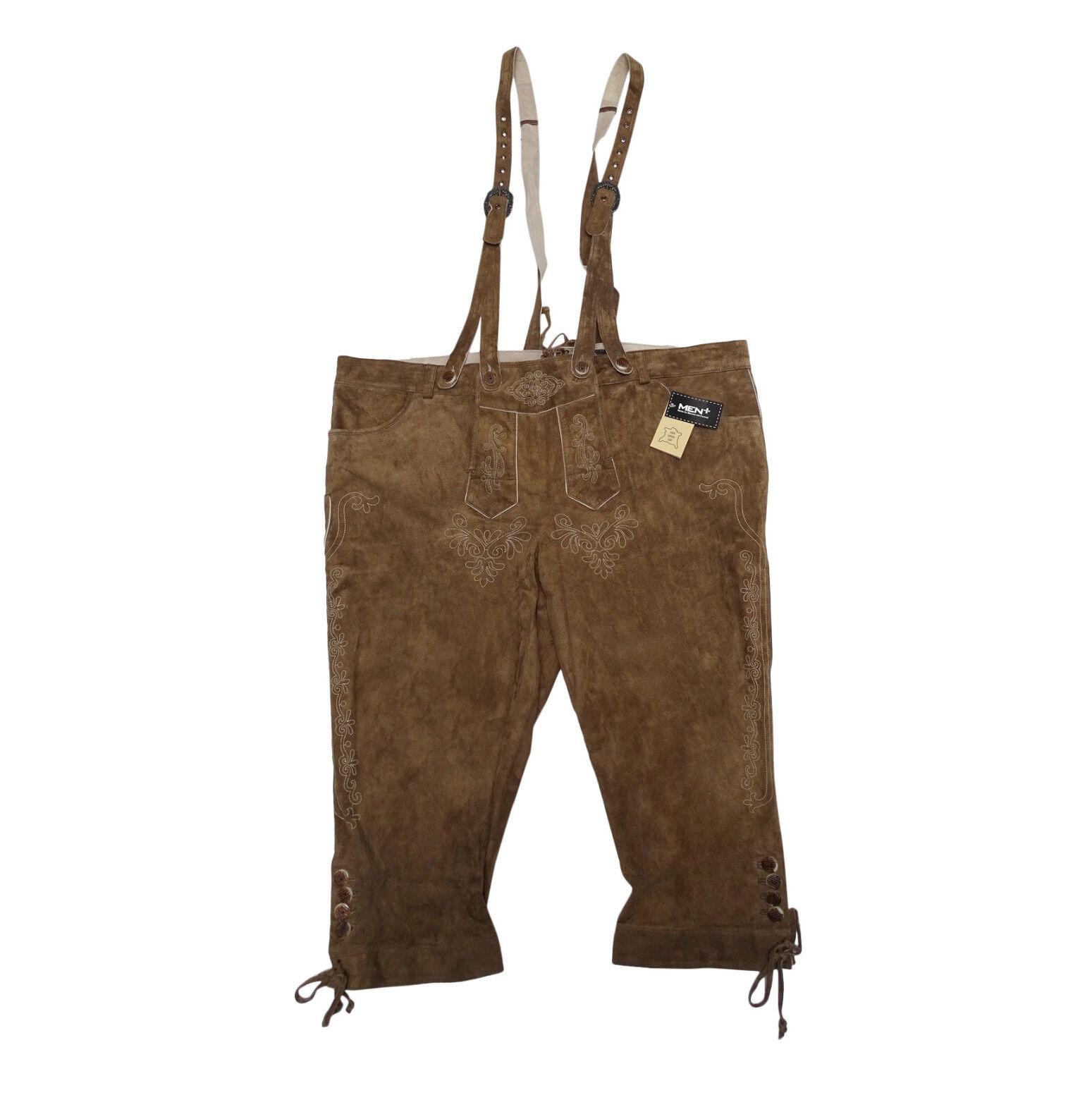 Nuovo Taglie Forti Cerco Uomini Pantaloni Porc di Gap Gap Gap Nero Gr.70 72 74 Marronee 2cc009