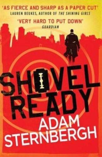 1 of 1 - Shovel Ready (Spademan 1), New, Sternbergh, Adam Book