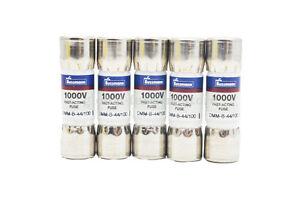 2Pcs DMM-B-44//100-R DMM-44//100R fuse 10x35mm 440ma 1000v for multimeter PO