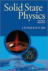 Solid State Physics by Henry Edgar Hall, John R. Hook (Paperback, 1991)