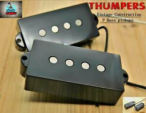 G-M-Thumpers-60-039-s-Style-P-Bass-Alnico-5-Pickups