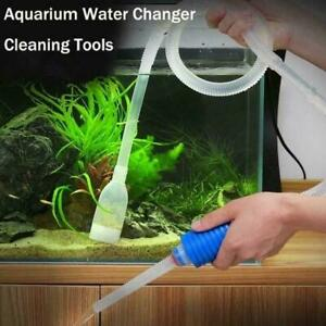 Aquarium-Fish-Tank-Vacuum-Water-Change-Siphon-Gravel-Tools-Filters-Pump