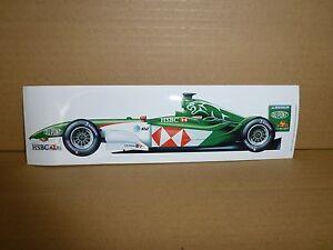Jaguar F1 Racing R5 Sticker - <span itemprop=availableAtOrFrom>Sutton Coldfield, United Kingdom</span> - Jaguar F1 Racing R5 Sticker - Sutton Coldfield, United Kingdom