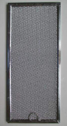 """2 Filters W10208631A Whirlpool Microwave Grease Filter  5 7//8 x 13 3//8 x 3//32/"""""""