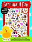 Farmyard Fun Puffy Sticker Book by Make Believe Ideas (Paperback, 2016)
