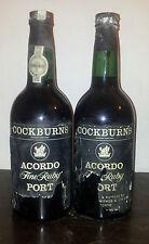 COCKBURN'S ACORDO FINE RUBY PORT RARE