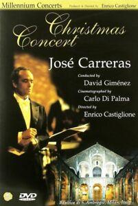 JOSE-CARRERAS-CHRISTMAS-CONCERT-DVD-NEUF