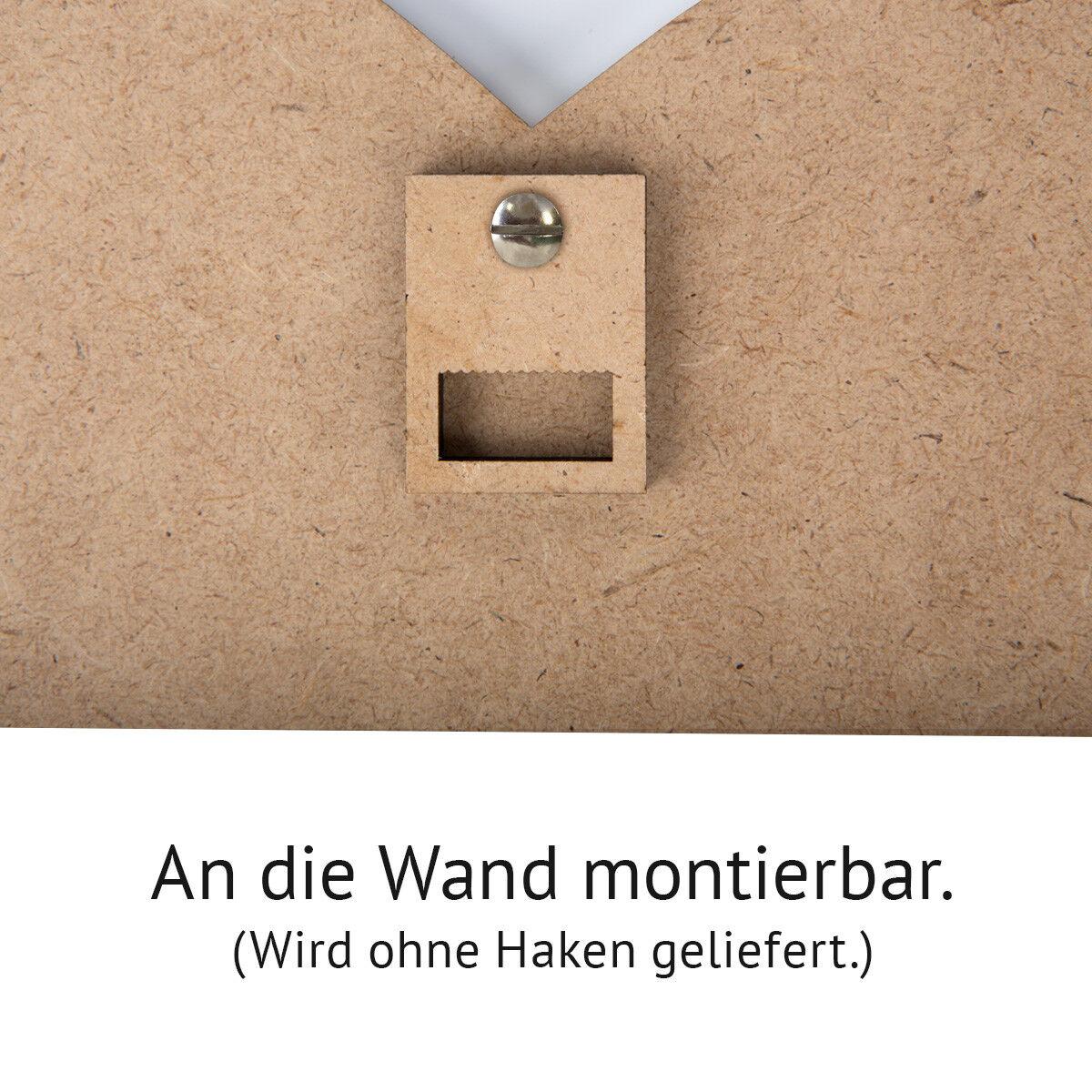 Hochzeit Gästebuch Gästebuch Gästebuch Alternative Hochzeitsgästebuch Herz aus Holz mit Holzherzchen ace4c5