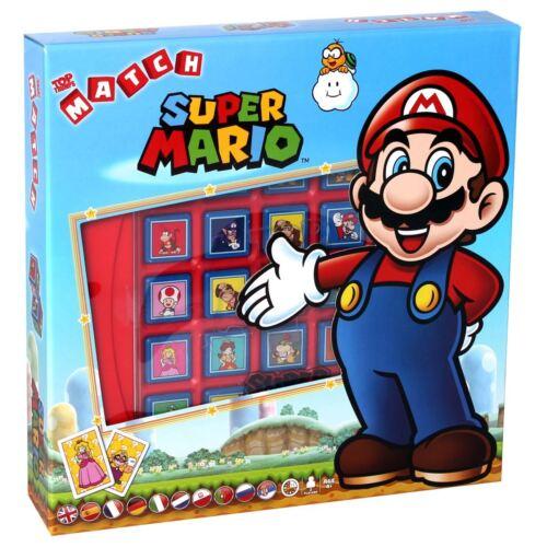 Super Mario Top emporte sur Match Board Game