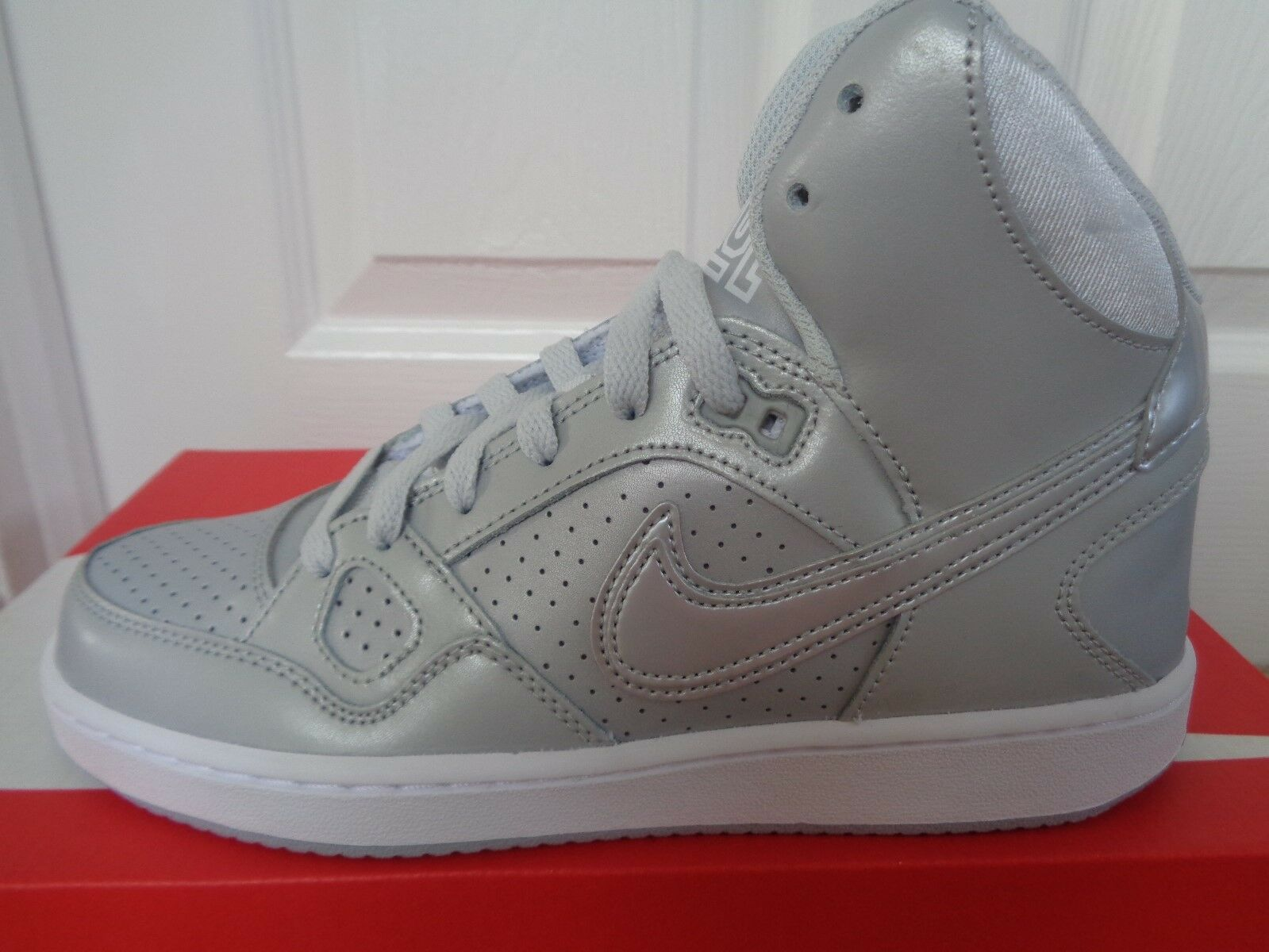 Nike Son of Force Medio Mujeres Zapatillas Zapatos 616303 019 nos 7.5 Nuevo + Caja