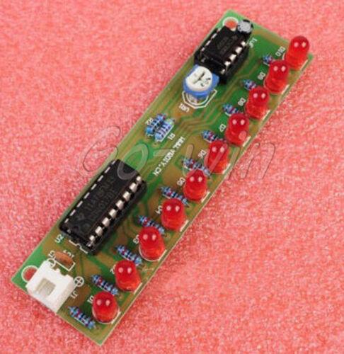 1PCS NE555+CD4017 Light Water Running Water LED DIY Kits M89