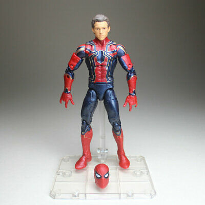 "6/"" Marvel Legends Avenger Iron Spider Tom Holland Action Figure"