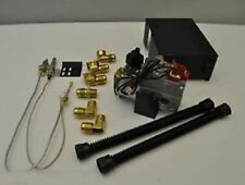 Fireplace Gas Log Millivolt Remote Capable Propane LP Gas Valve Kit MVK-P New
