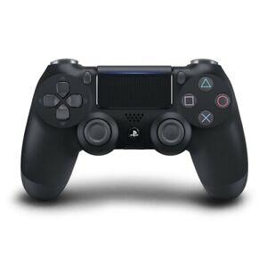 PS4-Original-Wireless-DualShock-4-Pad-Jet-Black-schwarz-V2-Sony-wieNEU