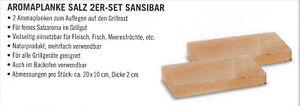 Rösle Sansibar 2er Set Aromaplanke Salz - neu und originalverpackt - Allersberg, Deutschland - Rösle Sansibar 2er Set Aromaplanke Salz - neu und originalverpackt - Allersberg, Deutschland