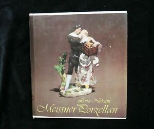 Libro Livia nékám Meissner PORCELLANA-raccolta Budapest-Meissen-nekam - 1980