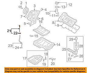 hyundai 3 8l v6 engine diagram starting know about wiring diagram \u2022 2.4l engine diagram hyundai oem 09 12 genesis 3 8l v6 engine oil fluid dipstick rh ebay com