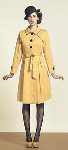 Uk Xs Mac 95 Coat Autumn Rrp Bnwt £ Mustard Beklædning Størrelse Eucalyptus 8 wU4xqvRz