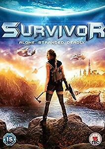 Survivor-DVD-2017-Used-Very-Good-DVD
