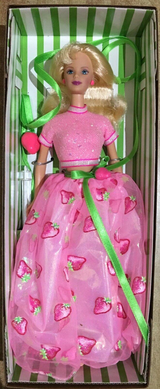 Barbie Mattel Strawberry Sorbet Avon Special Edition Edition Edition 98' 543451