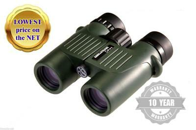 Barr /& Stroud Sierra  8x32 Phase Coated FMC WP Binoculars Inc 10 Year Warranty